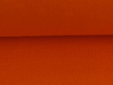 SWEATERWARE - Orange - 95 % BW 5 % EL